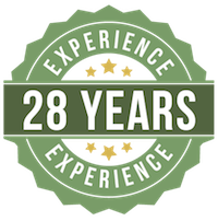 Medicus Training 28 Years Experience Badge